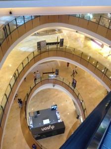 Indigo atrium